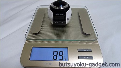 ANETHIC 360 Camera ANPro レビュー