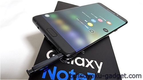 こっそり欲しい! Galaxy Note7のリファービッシュ版が「Galaxy Note7 FE」として再版予定
