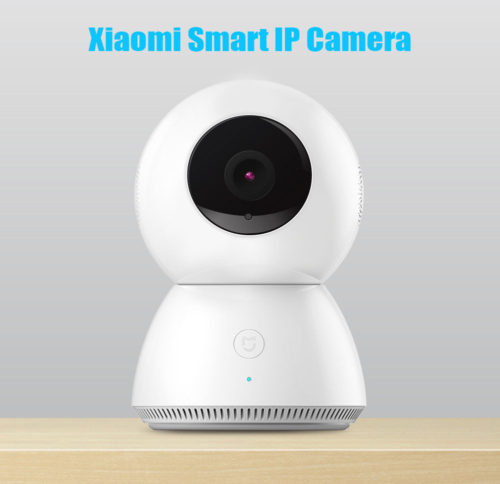 Xiaomi MiJia 360° Home Camera レビュー