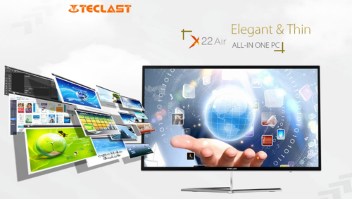 Teclast X22 Air 21.5 inch All In One PC