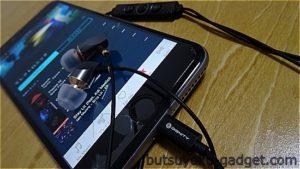 ライトニング接続『アイキューラボ DIGNITY ライトニング イヤホン』レビュー! iPhone7/Plus にも最適