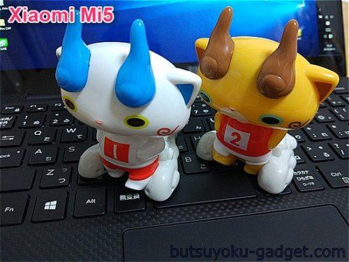 Xiaomi Mi5 カメラ比較