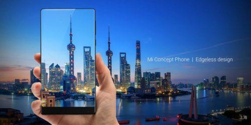 【クーポンで579.99ドル】驚異の3面エッジレスディスプレイ『Xiaomi Mi MIX』発表! 6.4インチでSnapdragon821搭載のハイエンド端末
