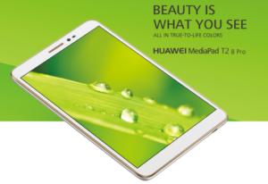 HUAWEIの8インチWUXGAでSIMフリータブレットが2.2万円と安すぎる~『MediaPad T2 8 Pro』が発表~