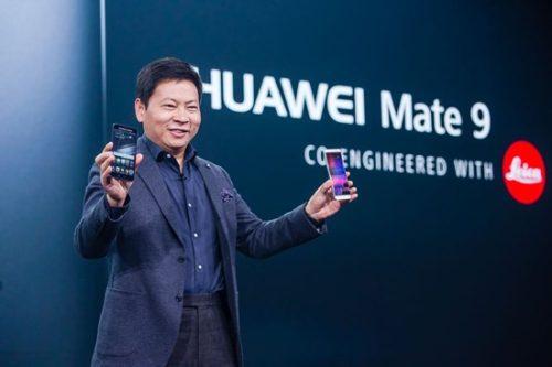 5.9/5.5インチの2タイプ『HUAWEI Mate9』発表! 発表会の模様をさくっと解説
