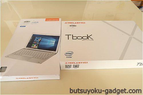 【実機レビュー#1】11.6インチフルHDで薄型2in1タブレット『TECLAST Tbook16 Pro』 開梱~外観チェック編