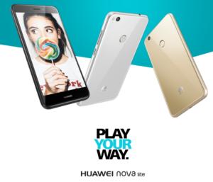 実質的にP9 lite後継『HUAWEI nova lite』発表! 5.2インチフルHD/Kirin655/3GB RAMで19,800円と高コスパスマホ