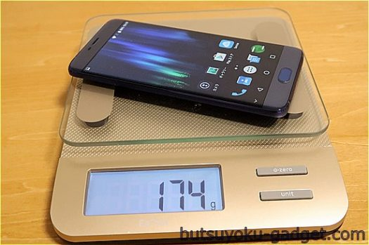 Elephone S7 レビュー 価格 スペック