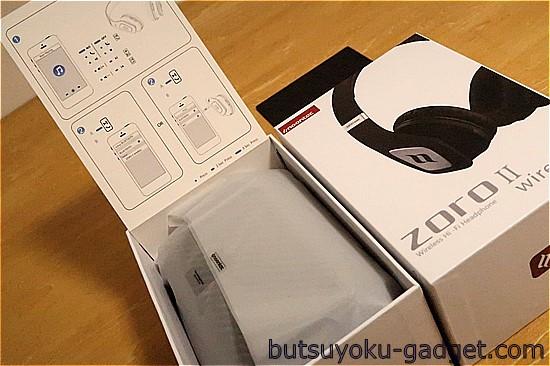 NOONTEC Zoro II Wireless ワイヤレスBluetooth機能搭載 ヘッドホン