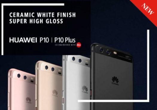 【値下げで586ドル~】SIMフリー HUAWEI P10 Plus 6GB RAM/ 128GB ROM版がETORENで発売!