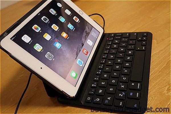 これ便利!自動で電源On/Offできる『Inateck iPad mini Bluetoothキーボードカバー BK2002』使ってみた!