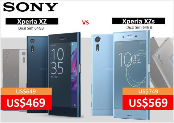 【大幅値下げで479ドル】SIMフリー版『Sony Xperia XZ Dual Sim F8332』がETORENで販売中! Xperia フラッグシップが発売~