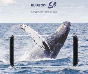 Galaxy S8+をオマージュ!?5.7インチ『Bluboo S8』が発売!画面占有率83%!デュアルカメラ搭載で200ドル以下