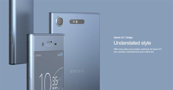 SIMフリー版『XPERIA XZ1 G8342 Dual SIM 64GB』がETORENとExpansysで発売!