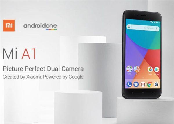 【ブラックが189.99ドル】Xiaomi初のAndroid Oneスマホ『Xiaomi Mi A1』発売! 5.5インチ/デュアルカメラのミドル機でコスパの高い端末