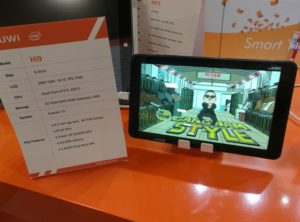 CHUWIがIFAでHi8後継 2K解像度「CHUWI Hi9」を発表! 「LapBook Air」の実機も展示
