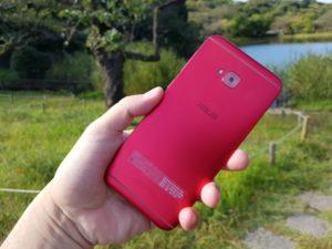 セルフィーデュアルカメラの『ZenFone4 Selfie Pro』を使ってみた! カメラ性能は?ベンチマークは?などいろいろ試してみたよ