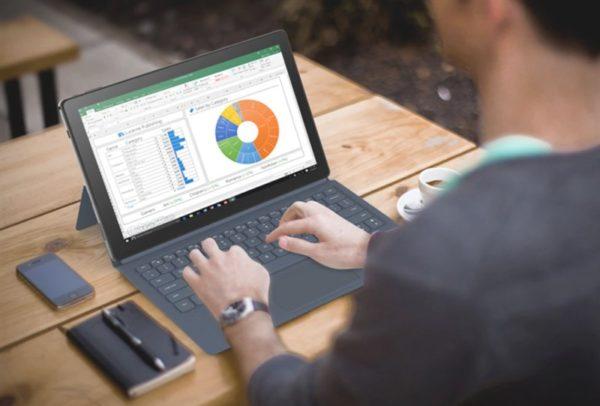 11.6インチ Surface風2in1タブレット『ALLDOCUBE Cube KNote』発売! 6GB RAM、128GB ROMとスペックやや高め