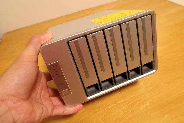 簡単にRAID0/1が構築できる外付けUSB3.0 HDDケース『TERRA MASTER D5-300C』使ってみた! ほぼ完璧なデータバックアップが可能