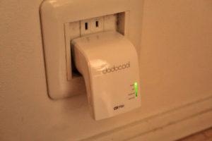 無線LANの死角を無くす! 無線LAN中継機「dodocool AC750リピーター」レビュー! 5GHz帯もサポート&コンセント一体型でコンパクト