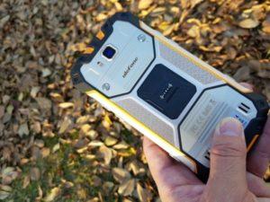 LTE B19対応タフネススマホ【Ulefone ARMOR 2 】1ヶ月使用レビュー! カメラやベンチマークなど試してみた