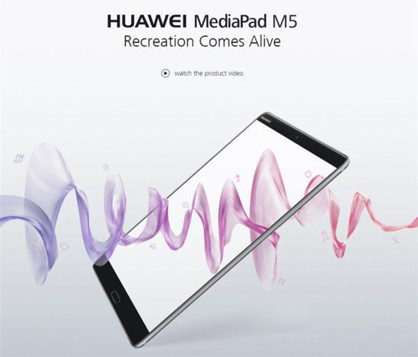HUAWEIのハイエンドタブレット『MediaPad M5 8.4』発表! 『MediaPad M3』とどこが変わった?