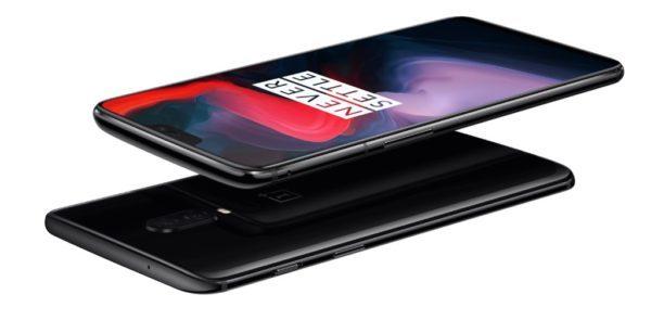 【安っ!クーポンで575.99ドル!】『OnePlus 6』発表! 先代のOnePlus5Tから何が変わった?! 耐水/背面ガラス採用ハイエンドスマホ