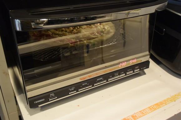 6000円のミラーガラス搭載オーブントースターがデザイン家電で安かっこいいので買ってみました