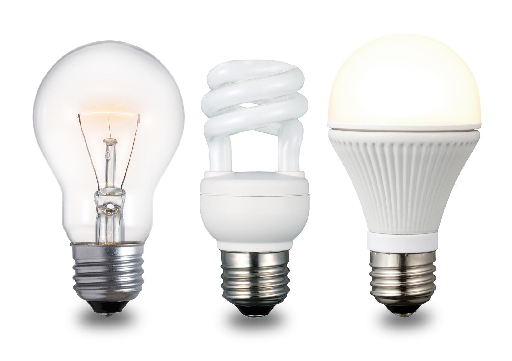 白熱電球のLED化でどれほど電気代が節約できるか計算してみた