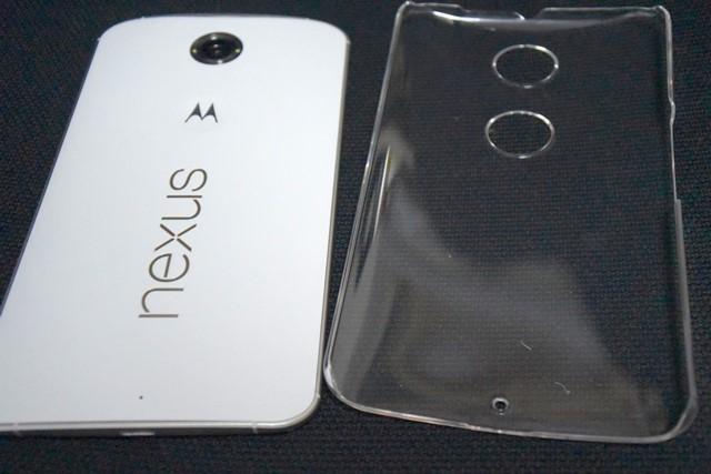 1000円未満! 格安『Google Nexus6』用保護カバー2種を試してみた