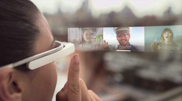 Google Glassとソニーのスマートアイグラスを初体験