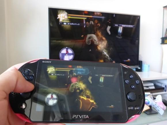ps4 psvita remote play