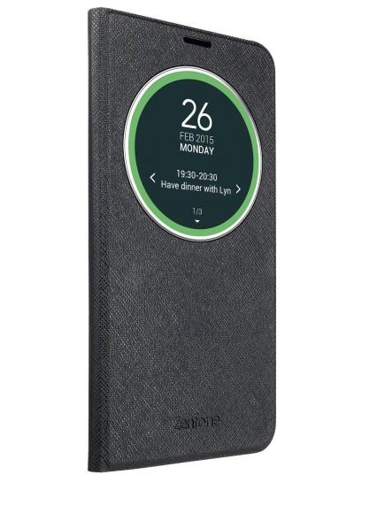 ASUS Zenfone2(ZE551ML)用フリップカバーView Flip Cover Deluxe