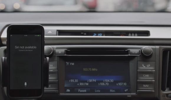 Siriを使ったトヨタの画期的なCM