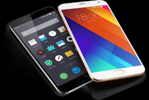Meizu MX5 SIM カラーバリエーション
