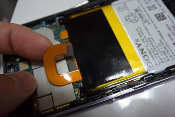 Xperia Z1 バッテリー突然死 原因