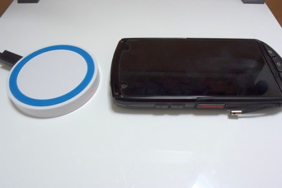 Qi charger  were not available