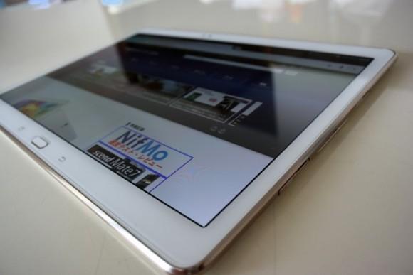 Galaxy Tab S 10.5 レビュー SCT21