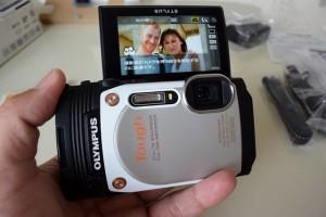 OLYMPUS TG-860 review
