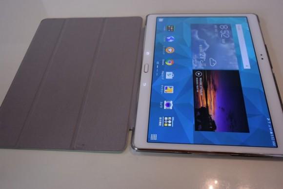 Galaxy Tab S 10.5 軽量カバー