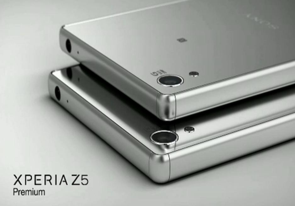 [更新]XPERIA Z5シリーズ発表! SONY IFA 2015プレスカンファレンス速報