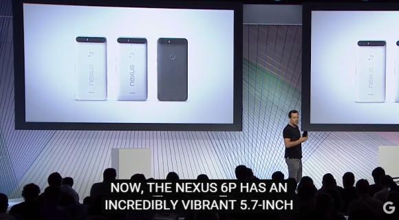 【速報版】Google nexus6P/nexus5Xを正式発表!実機とスペック、価格などが判明