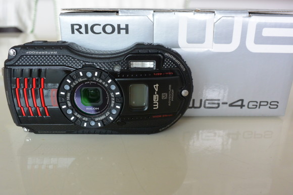 リコー WG-4 GPS