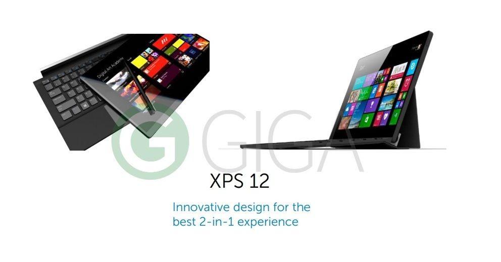 Surface似の4KタブレットがDELLから!? 新型XPS12がリークされて思うこと