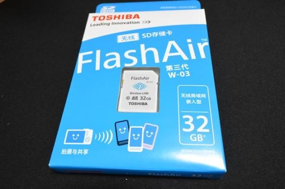 Eye-Fi対抗無線SDカード『FlashAir』中国版を買って日本のPCで使ってみた