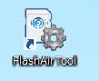 FlashAirを子機として使う方法