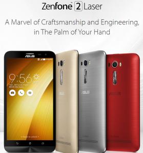 6インチ版『ZenFone2 Laser』は買いか? 6インチ『Ascend Mate7』をスペック比較してみた