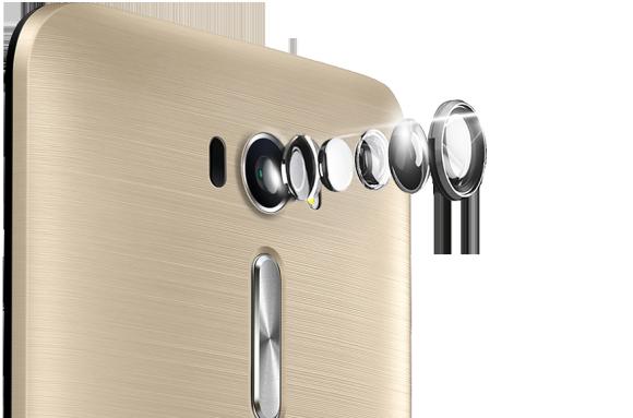 6インチ版ZenFone 2 Laser (ZE601KL)