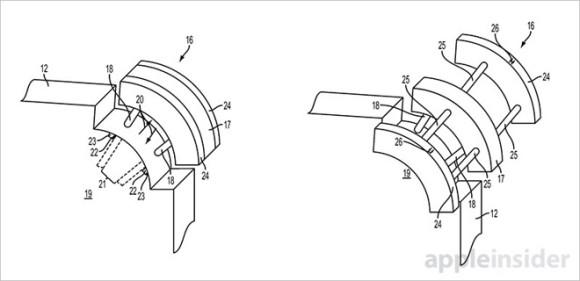 iPhone 落下バンパー 特許