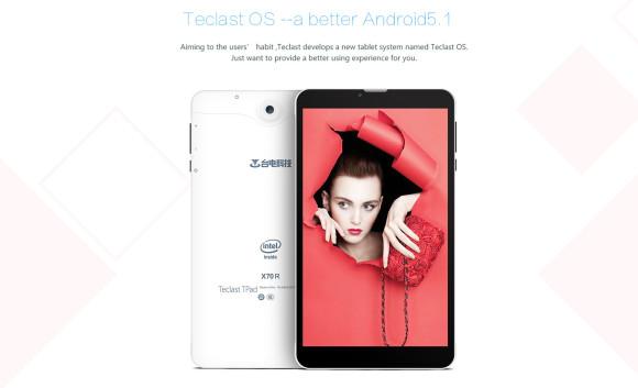Teclast X70 R 3G